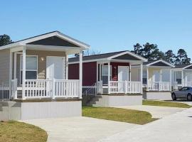Custom Touch Village Freeport, Oyster Creek