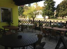 Krásný Dvůr Restaurace a Penzion, Krásný Dvŭr (Blšany yakınında)