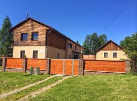 Holiday Home Křesánov, Vimperk (Žírec yakınında)