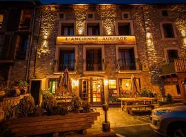 Hotel L'ancienne Auberge, Bolquère - Pyrénées 200