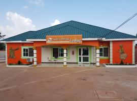 Kofi Appiah Lodge, Trede (Near Amansie Central)