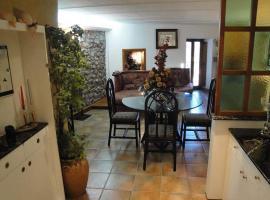 La Petie Maison di Apricus, Olevano Romano (Serrone yakınında)