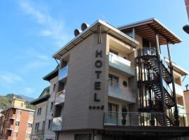 Rosa Purpurea Hotel, Valdagno