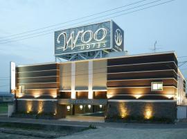 Hotel Woo (Adults Only), Yamatotakada (Kashihara yakınında)