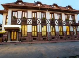 Family Hotel Teteven, Teteven (Cherni Vit yakınında)