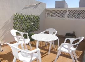 Ático con terraza en la Jota, Сарагоса (рядом с городом Сан-Хуан-де-Мосаррифар)