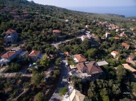 Taygetos Apartments, Exochori (рядом с городом Leptíni)