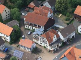 Gasthaus Köhlerhof, Delliehausen (Hardegsen yakınında)