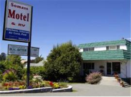 Somass Motel, Port Alberni (Bainbridge yakınında)
