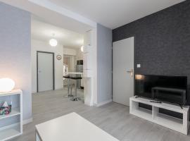 Appart Hôtel Bourgoin, Бургуэн (рядом с городом Domarin)