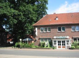 Landhotel Heiner Meyer, Wahrenholz (Stüde yakınında)