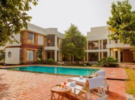 The Chitvan Resort, Ajmer (рядом с городом Kishangarh)