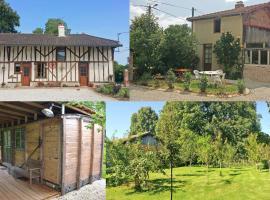 A la Bonne Franquette, Droyes (рядом с городом Giffaumont)