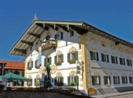 Gasthof-Hotel Zur Post Samerberg, Törwang (Siegharting yakınında)