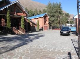 Shaman Chalet near Elbrus