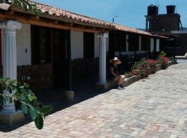 Cabañas Rurales Rancho Urquijo, Nobsa (Tibasosa yakınında)