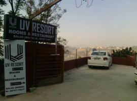 UV Resort, Morni