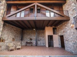 El Paller de Casa Parramon, Peramea