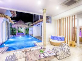 Escape De Phuket Hotel & Villa, Phuket (in de buurt van Ban Bang Khu)
