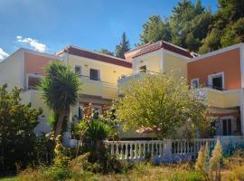 Villa Dimitra, Агиос-Константинос (рядом с городом Kámpos)