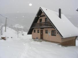 Planinska kuća Kupres, Kupres (Savkovića Do yakınında)