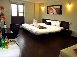 Hoteles Riviera Mansion