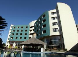 Nega Bonger Hotel, Аддис-Абеба (рядом с городом Laftu)