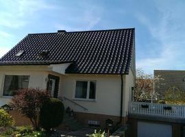 Ferienwohnung am Stadtrand, Sassnitz (Lanken yakınında)