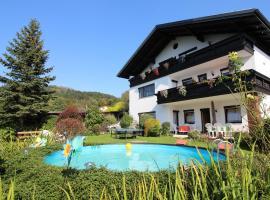 Gästehaus Schachnerhöhe, Behamberg