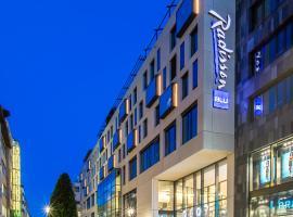 Radisson Blu Hotel, Mannheim