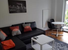 Holiday Apartment Schamne, Rheinheim (Bad Zurzach yakınında)