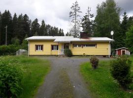 Juupajoki House, Juupajoki (рядом с городом Korkeakoski)