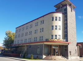 Hotel du Parc, Saguenay