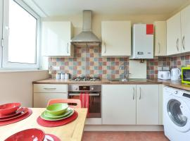 Easy into Central London/Greenwich/Canary Wharf