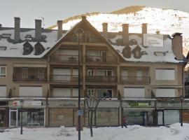 Apartamentos Pas de Arro Vielha, Vielha (Gausach yakınında)