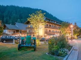 Alpen Adria Gasthof Rausch, Ledenitzen