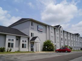 Bridgepointe Inn & Suites Toledo-Perrysburg-Rossford-Oregon-Maumee by Hollywood Casino, Northwood