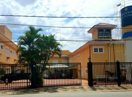 Hotel Vila do Conde, Itu