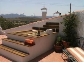 Holiday home Casa Niwalas, Nigüelas (Murchas yakınında)
