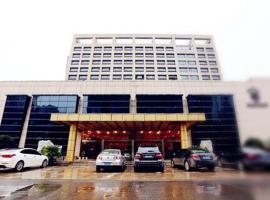 Nanjing Jun Kai Hotel, Lishui (Shilipai yakınında)