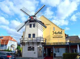 Hotel Zur Mühle, Lengerich (À proximité de: Tecklenburg)