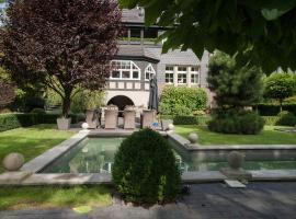 Luxury Garden Villa with SPA