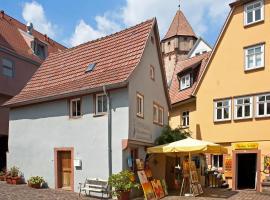 Hexenhaus Wertheim, Wertheim (Reicholzheim yakınında)