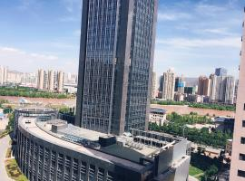 Lanzhou Almond Apartment Exhibition Center, Lanzhou (Jianshuigou yakınında)