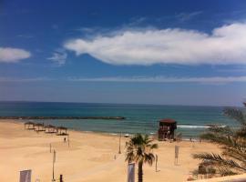 Almog Haifa's Coast Apartment, Хайфа (рядом с городом Kefar Shamir)