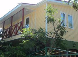 Guest house Uyut, Kertsj