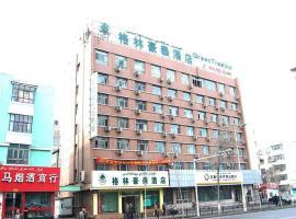 Greentree Inn Wurumuqi South Xinhua Road Hotel, Ürümqi