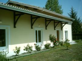 Maison les 4 Saisons - B&B et Studios, Linxe (рядом с городом Saint-Michel-Escalus)