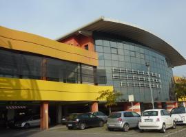 Hotel Padus Meublè, San Quirico (Vicomero yakınında)