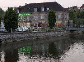 Le Lion Verd, Pont-Écrepin
